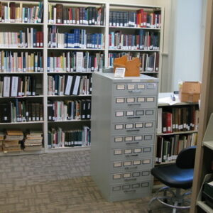 Library - Admission and Services